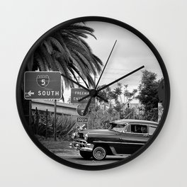 5 South Wall Clock