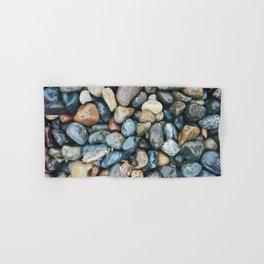 Sea Pebbles Hand & Bath Towel