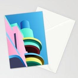 Pastel Paradise #001 Stationery Cards