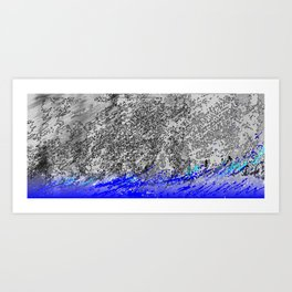 Tempesta Art Print