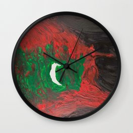 SURRENDER TO SERVITUDE Wall Clock