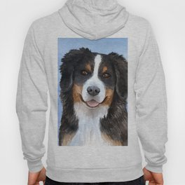 Dog 125 Bernese Mountain Hoody