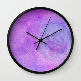 WaterMoon Wall Clock