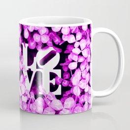 LOVE: PINK Coffee Mug