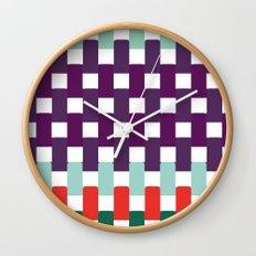 Veeka I Wall Clock