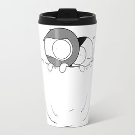 Jhon And Catana Pocket Travel Mug