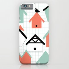 birds and houses Slim Case iPhone 6s