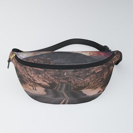 Road Space Fanny Pack