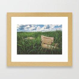 Country Comfort Framed Art Print