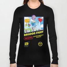 Adventure Time Balloon Fight Long Sleeve T-shirt