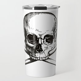 Skull and Crossbones | Jolly Roger Travel Mug