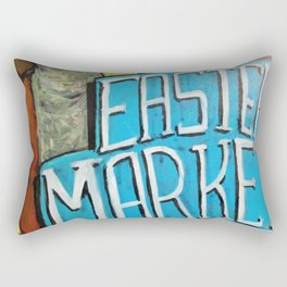 Eastern Market Rectangular Pillow