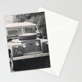 Four Wheels Stationery Cards