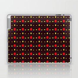 Mid Night Sparkle Laptop & iPad Skin