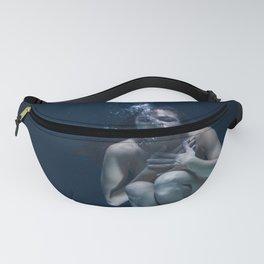 Woman Underwater Fanny Pack