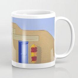 Adobe Wall Coffee Mug