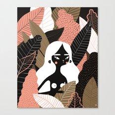 Tropicalona Canvas Print