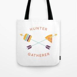 Hunter Gatherer Tote Bag