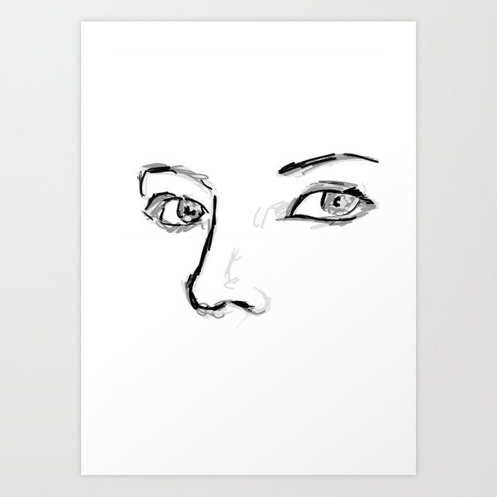 Beauty is everywhere 009 Art Print