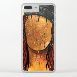 Sasha x Beenie Clear iPhone Case