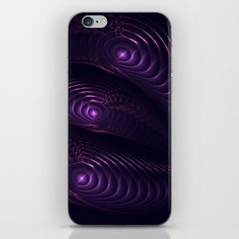 Amazing abstract fractal iPhone Skin
