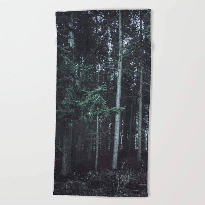 darkwood Beach Towel
