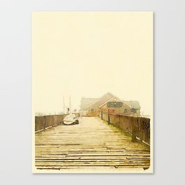 The Pearl; Rockland, Maine Canvas Print