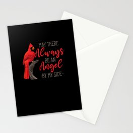 May There Always Be An Angel By My Side Stationery Cards