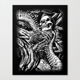ROTFIELD Canvas Print