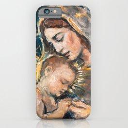 Stella Mater iPhone Case