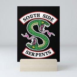 South Side Serpents Mini Art Print