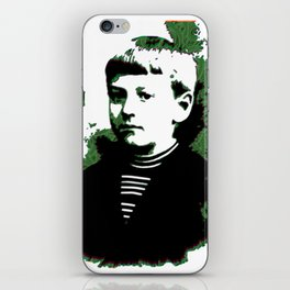 Young HPL iPhone Skin