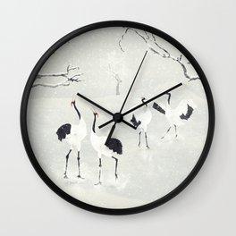 Love's Dance Wall Clock