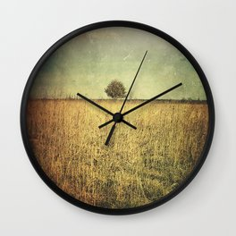 Prequel to Spring Wall Clock