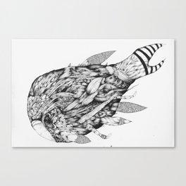 Mamnomas Canvas Print