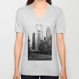 Chicago, IL Unisex V-Neck