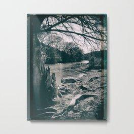 Pedernales Falls Metal Print