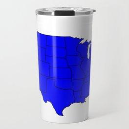State of Rhode Island Travel Mug