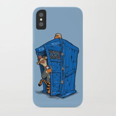 It's B-I-Double g-ER on the Inside Slim Case iPhone X