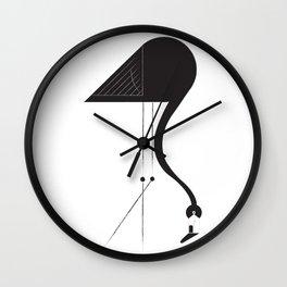flamencos Wall Clock