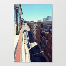Minervino Sun Canvas Print