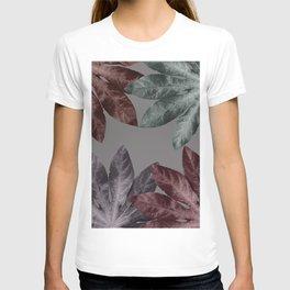 Vintage Leaf Design 3 T-shirt