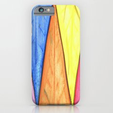 Abstract Triangles iPhone 6s Slim Case