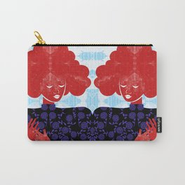 Warm Turtleneck Carry-All Pouch