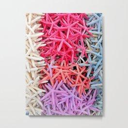 Starry Colors Metal Print