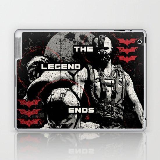 In Ashes Laptop & iPad Skin