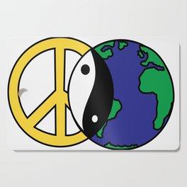 Peace on earth Cutting Board