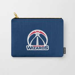 WASHINGTON NBA LOGO Carry-All Pouch