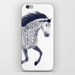 Dapple horse iPhone Skin