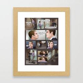 Fitzsimmons - Reunion Framed Art Print
